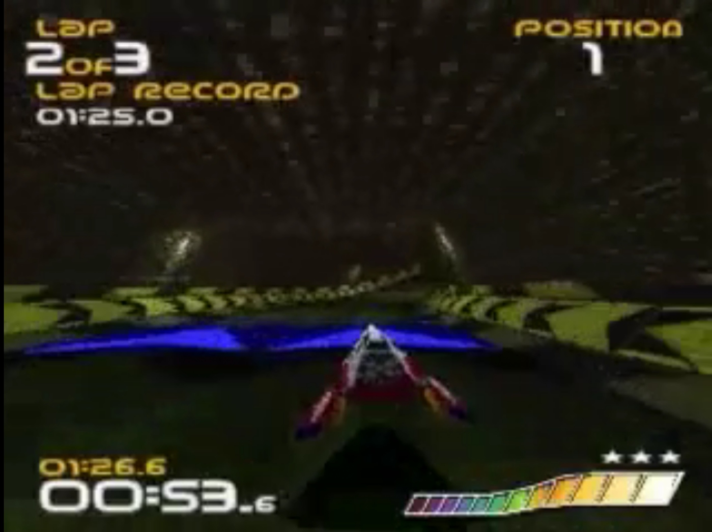 WipEout Speed