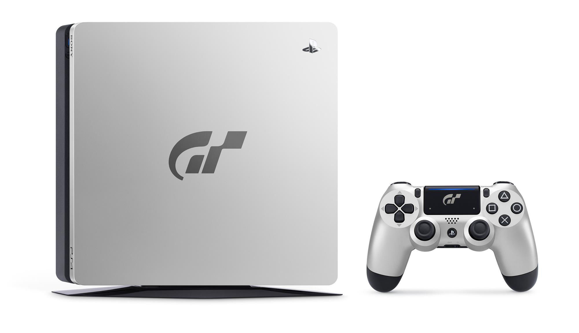 PS4 Gran Turismo Sport-Edition vorgestellt