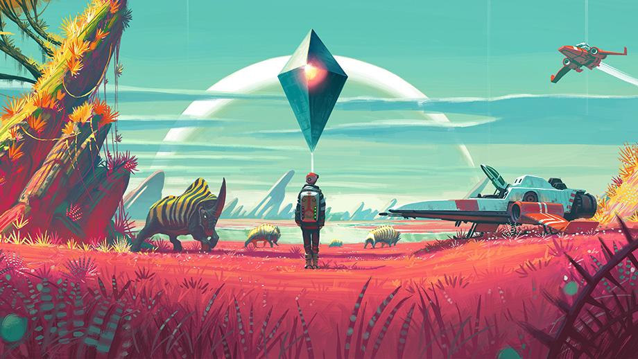 No Man's Sky: Update 1.3 enthält Portale und erscheint diese Woche
