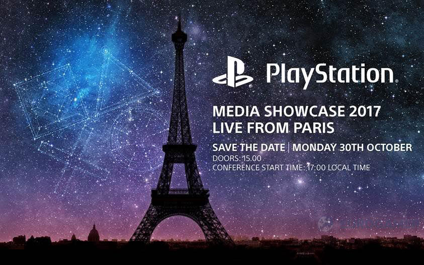 Paris Games Week 2017: Sony kündigt Pressekonferenz an