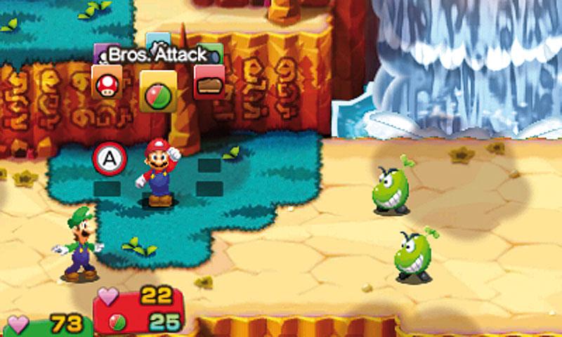 Mario & Luigi: Superstar Saga + Bowsers Schergen - Trailer zeigt den Schergen-Modus