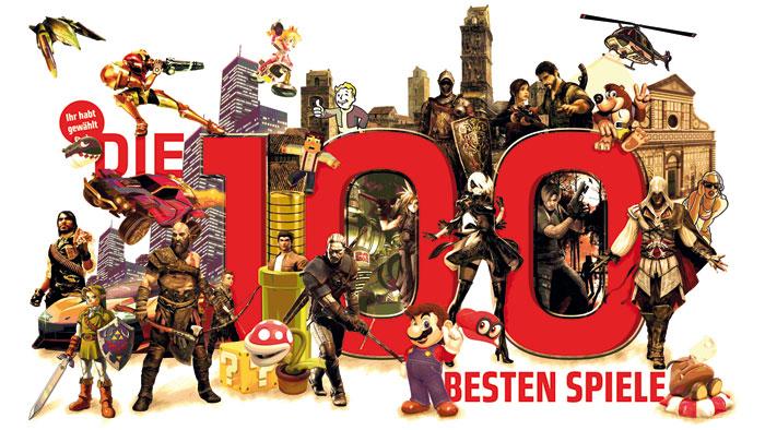 100 Besten Spiele