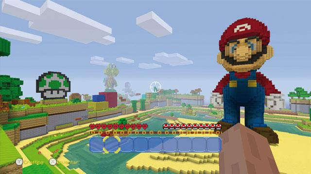 Minecraft Wii U Edition Im Test Wii U MANIACde - Minecraft online spielen wii u