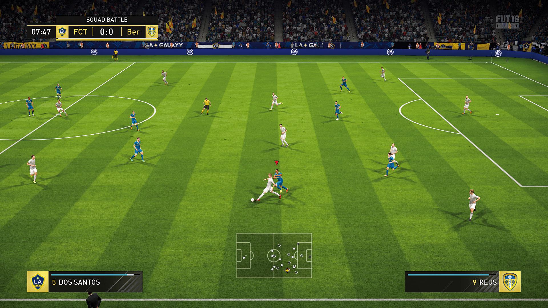 Fifa 18 Im Test Ps4 Xbox One Zurck
