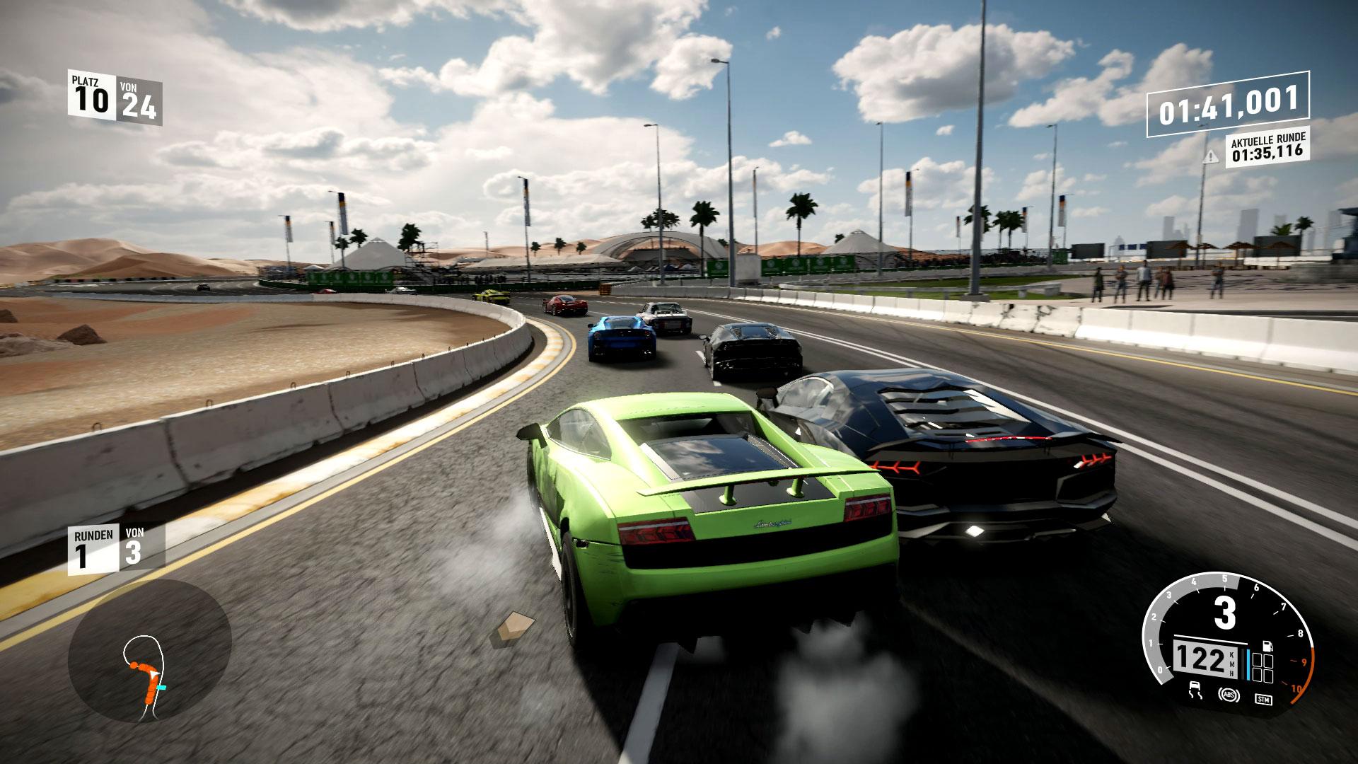 Xbox One Sport Car Games