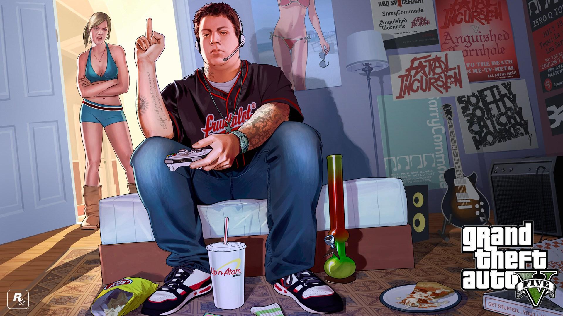 GTA 5: Das profitabelste Entertainment-Produkt mit sechs Milliarden Dollar