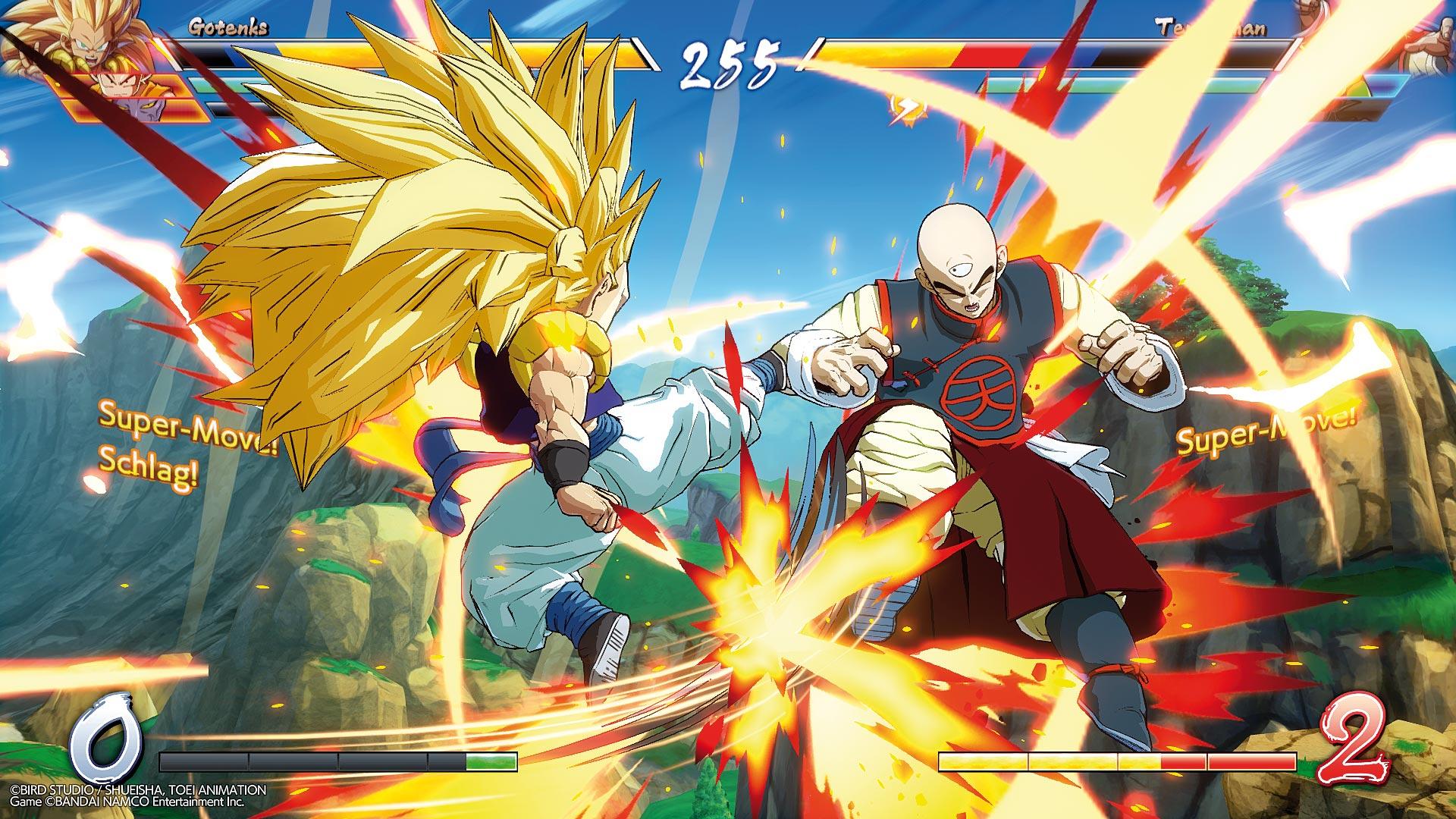 Dragon Ball FighterZ: Der Fighting-Titel im offiziellen Launch-Trailer