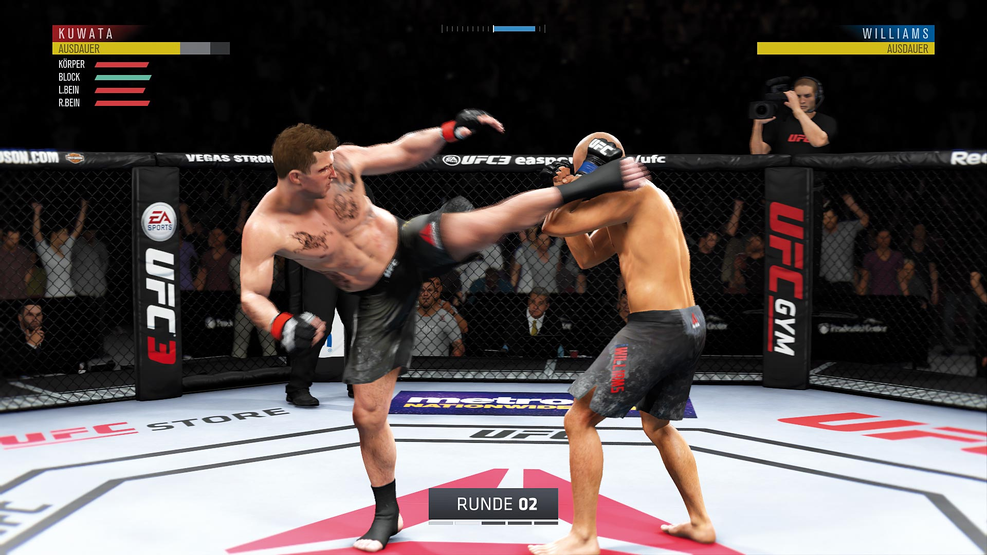 Ea Sports Ufc 3 Im Test Ps4 Xbox One Sony 2 Zurck
