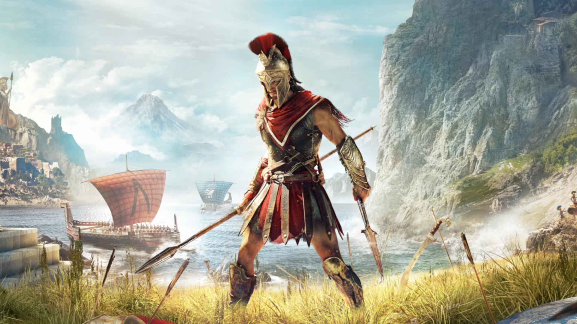Assassin's Creed Odyssey – auf der gamescom angespielt ...