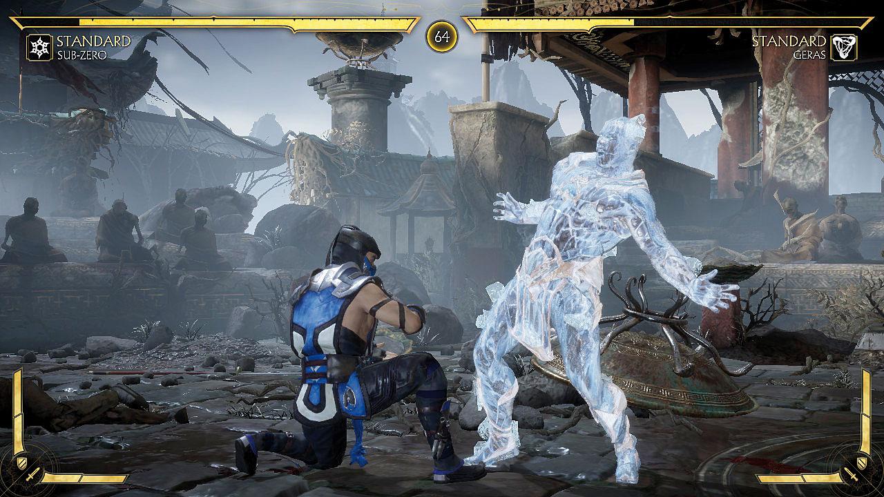 Mortal Kombat 11 - im Test (Switch) – MANIAC de